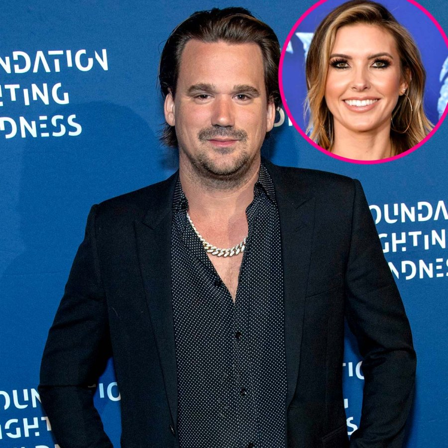 Sean Stewart 5 Things Know About Audrina Patridges New Flame The Hills New Beginnings
