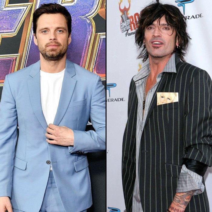 Sebastian Stan estaba paranoico sobre su transformación en Tommy Lee 2