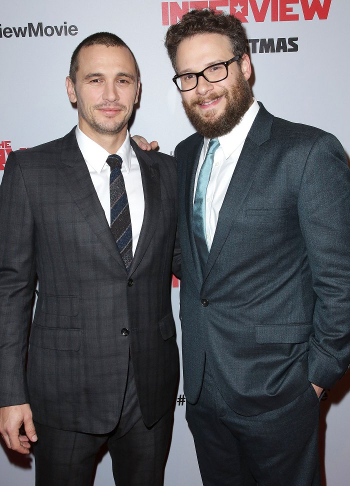 Seth Rogen Won't Work With James Franco After Abuse Allegations