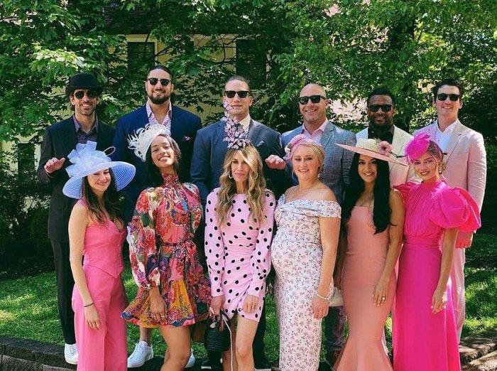 Shailene Woodley y su prometido Aaron Rodgers asisten al Kentucky Derby con Miles Teller y más celebridades: Foto