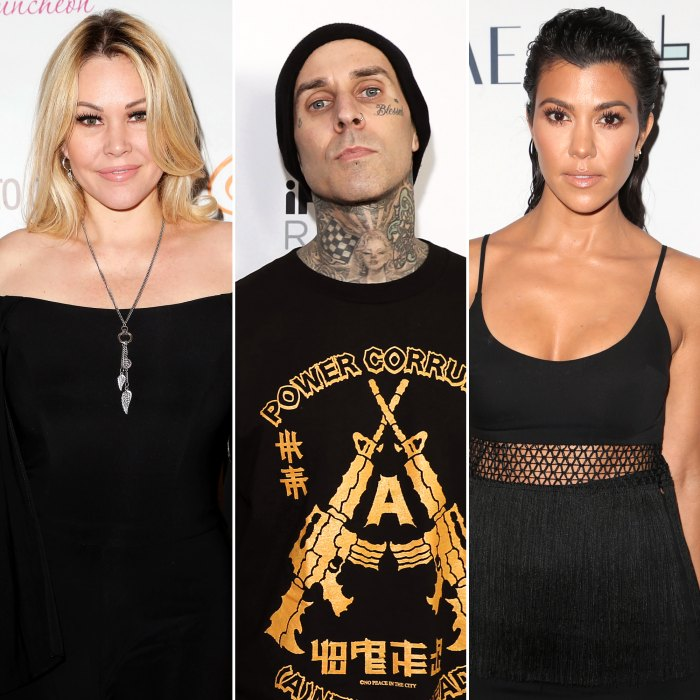 Shanna Moakler Accuses Travis Barker of 'Recycling' From Their Past Relationship With Kourtney Kardashian