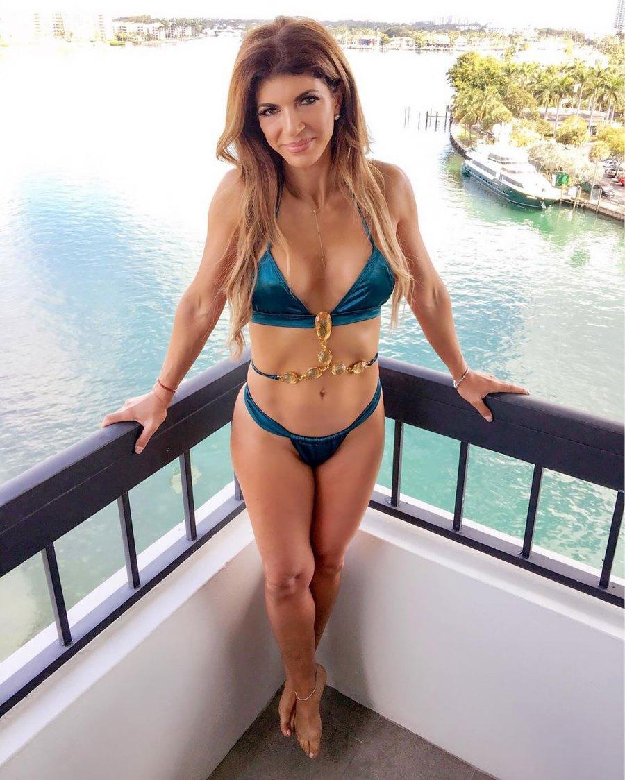 She's 49! Look Back at RHONJ's Teresa Giudice's Hottest Bikini Moments