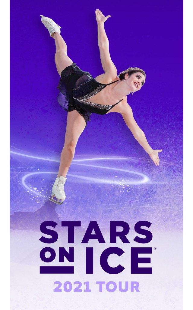 Stars On Ice 2021 Kaetlyn Osmond