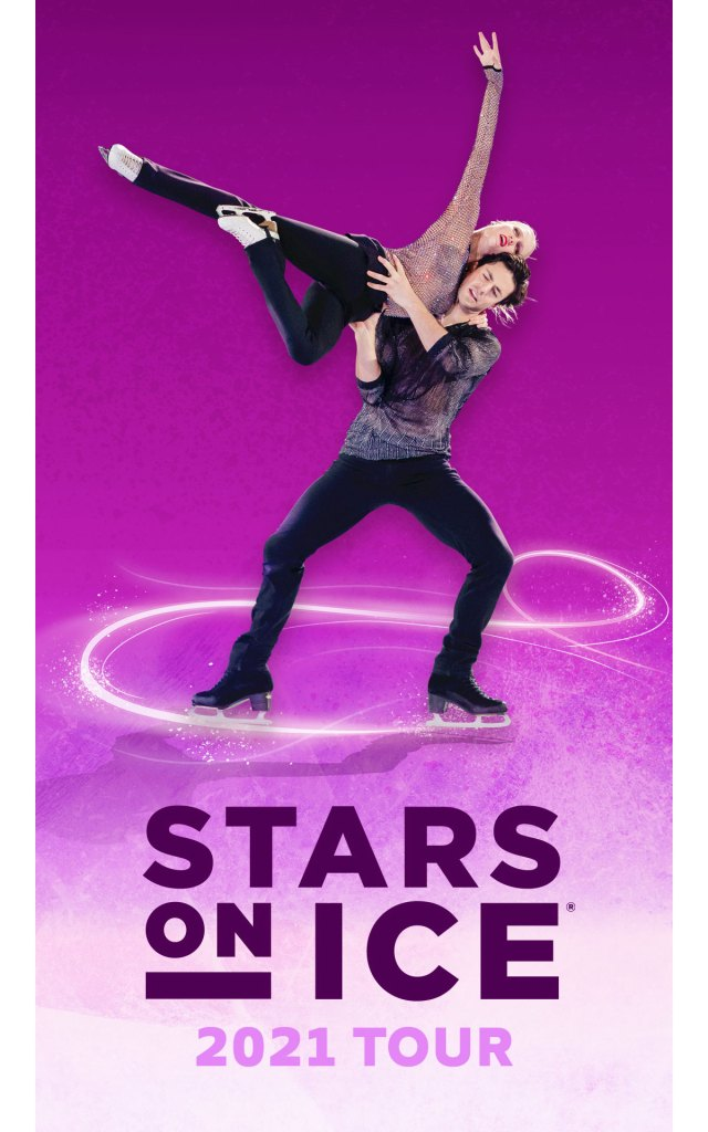 Stars On Ice 2021 Kaitlyn Weaver and Andrew Poje