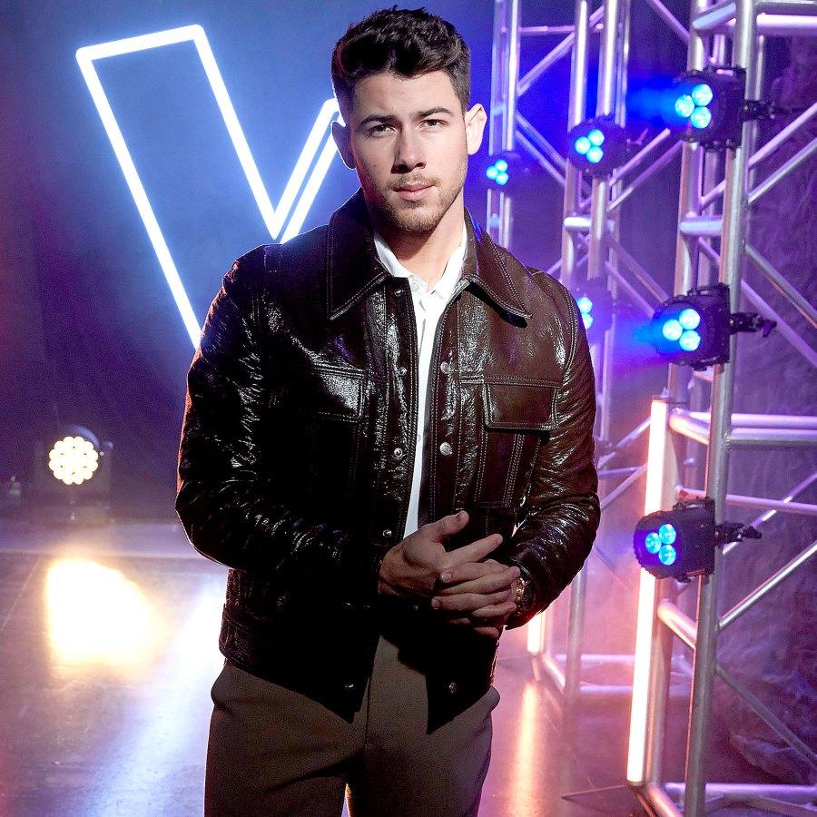Stars Whove Gotten Injured on Set Nick Jonas