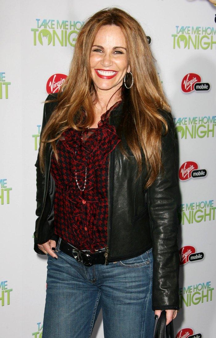 Muere Tawny Kitaen: la estrella del video musical de Whitesnake y exalumna de 'Celebrity Rehab' muere a los 59 años