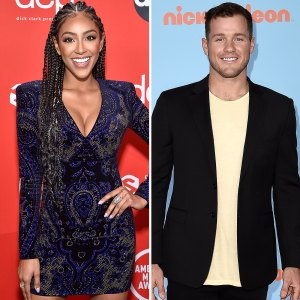 Tayshia Adams Makes Quip About Colton Underwood Coming Out MTV Movie TV Awards