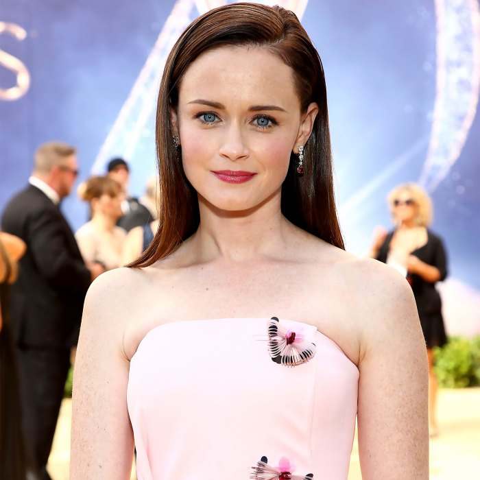 Alexis Bledel Asked Who Rory Gilmore Should Have Ended Up With