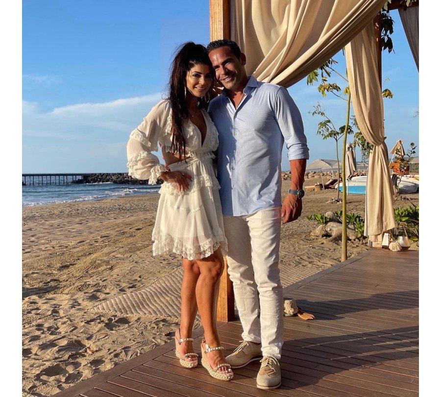 Teresa Giudice and Louie Ruelas Relationship Timeline