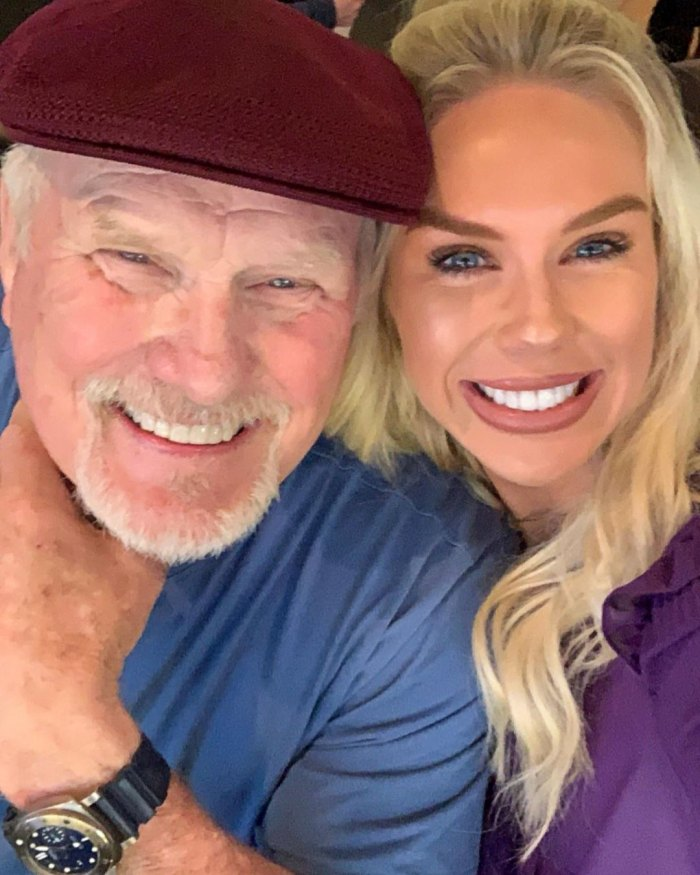 Terry Bradshaw's Advice for Daughter Rachel After Dating BIP's Connor Saelli
