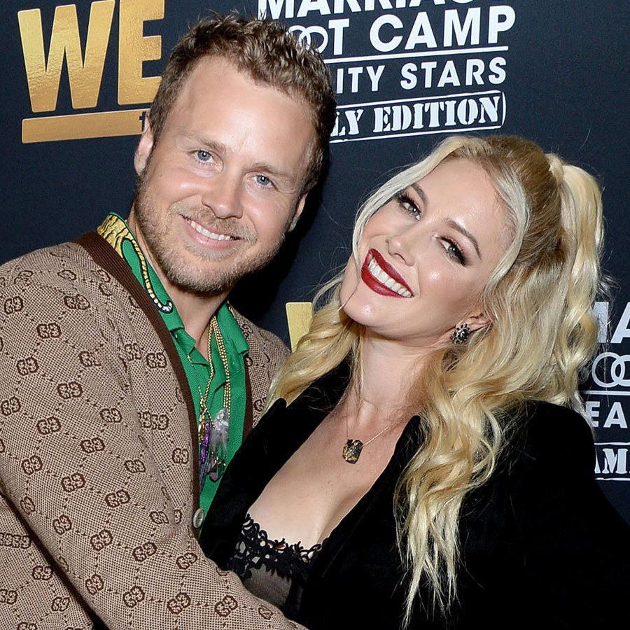 Speidi - Spencer Pratt and Heidi Montag The Best Celebrity Couple Nicknames Through Years