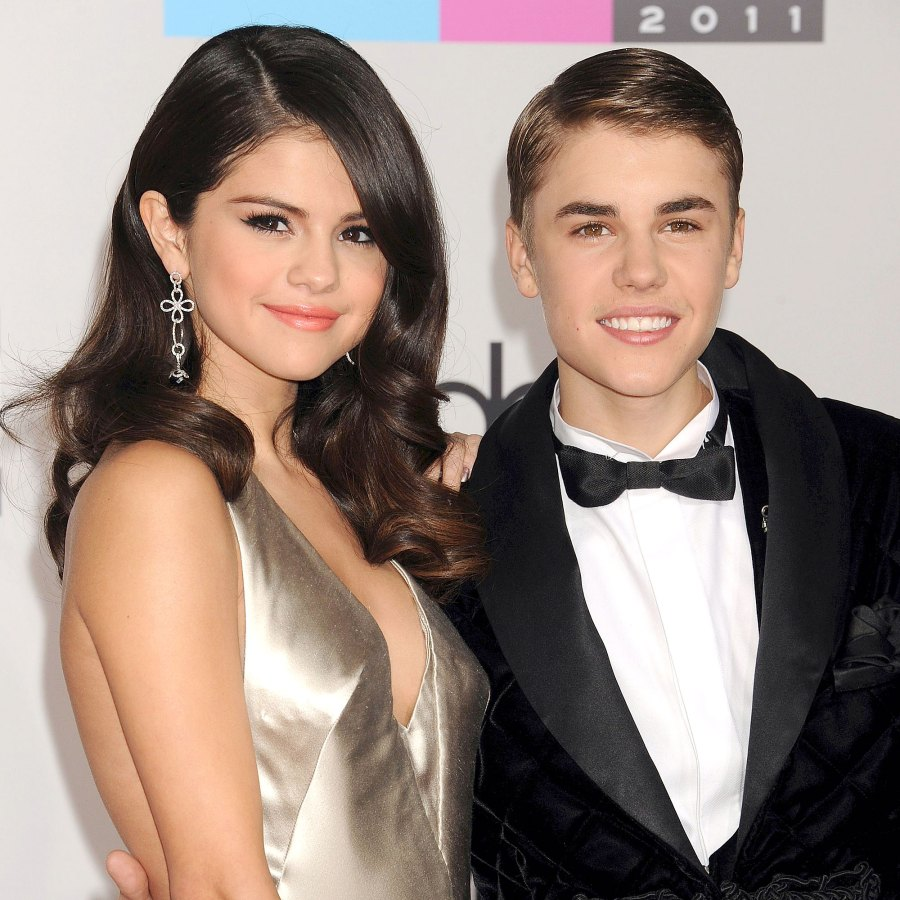 Jelena - Justin Bieber and Selena Gomez The Best Celebrity Couple Nicknames Through Years