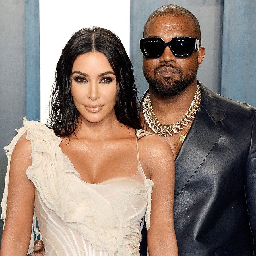 Kimye - Kim Kardashian and Kanye West The Best Celebrity Couple Nicknames Through Years