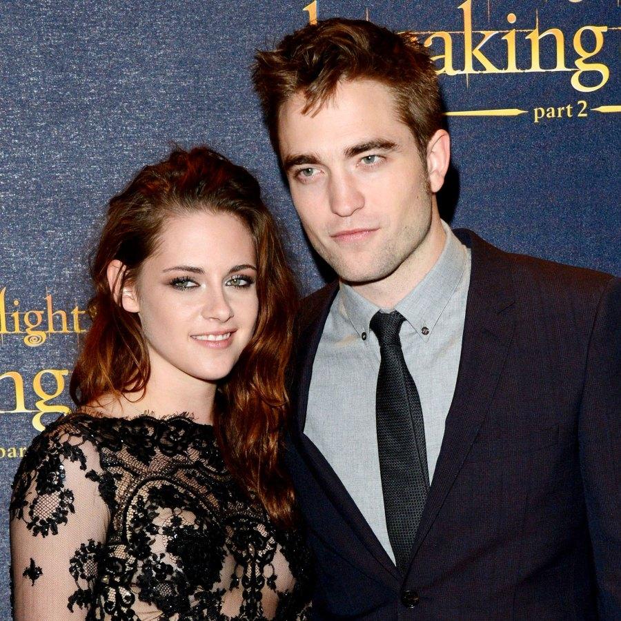 Robsten - Rob Pattinson and Kristen Stewart The Best Celebrity Couple Nicknames Through Years