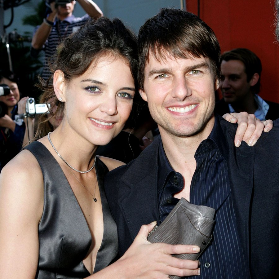 TomKat - Tom Cruise and Katie Holmes The Best Celebrity Couple Nicknames Through Years