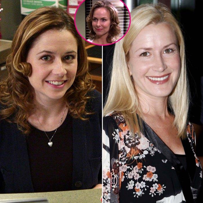 Las oficinas de Jenna Fischer Angela Kinsey revelan el donante de esperma de Jans