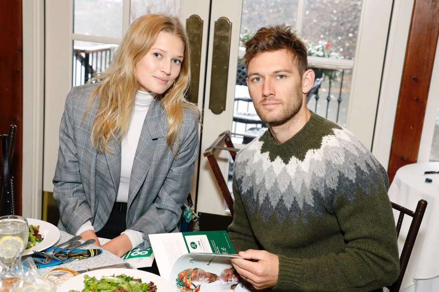 Toni Garrn Gives Birth, Welcomes 1st Child With Husband Alex Pettyfer