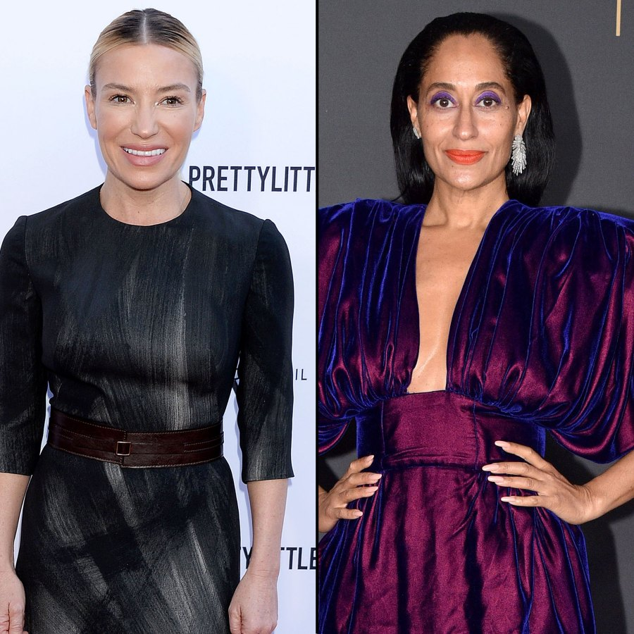Trainer Tracy Anderson Shares Tracee Ellis Ross Workout Tips