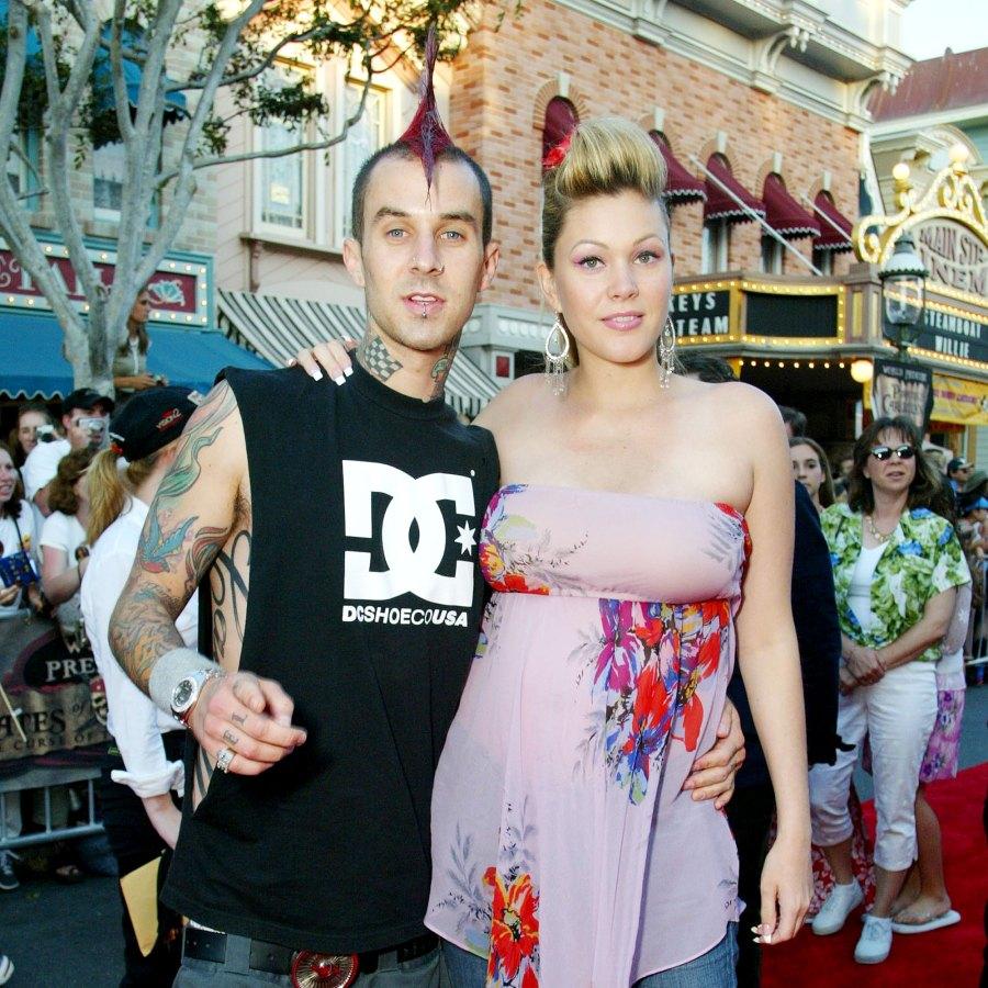 2002 Travis Barker Shanna Moakler Ups Downs Explosive Divorce More