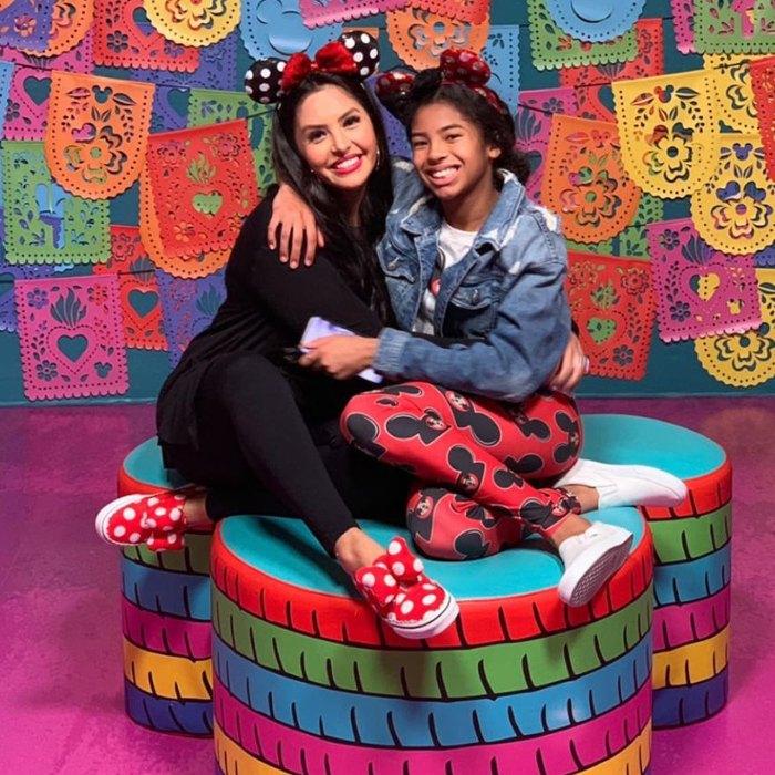 Vanessa Bryant Celebrates Late Daughter Gianna's Birthday With Mambacita Fundraiser: 'I Wish You Were Here'