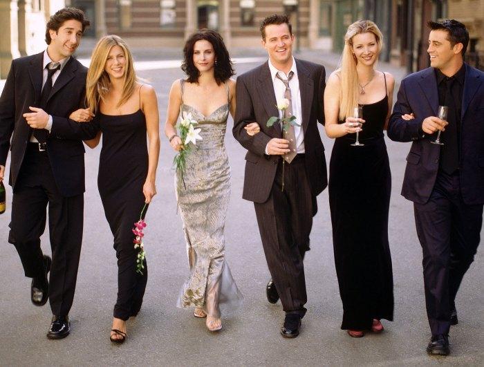 Viste los mejores momentos de Show Friends Reunion