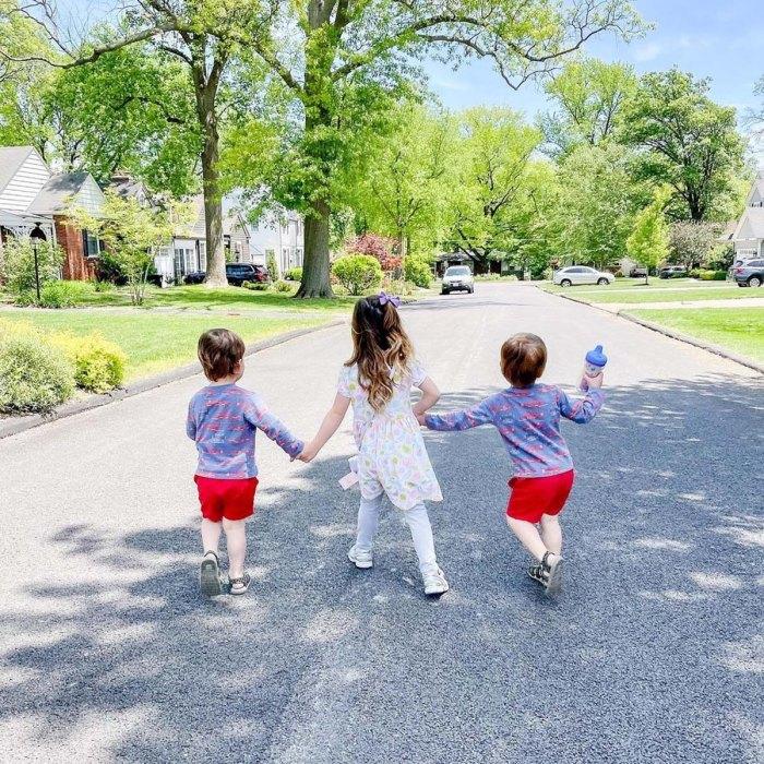 Cuando Meghan King dejará que sus 3 hijos vean los episodios del condado de Orange de sus verdaderas amas de casa