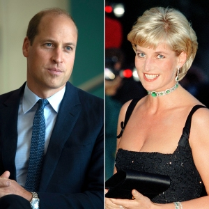 Where Prince William 'Found Comfort and Solace' After Princess Diana's Death 'In the Dark Days of Grief'