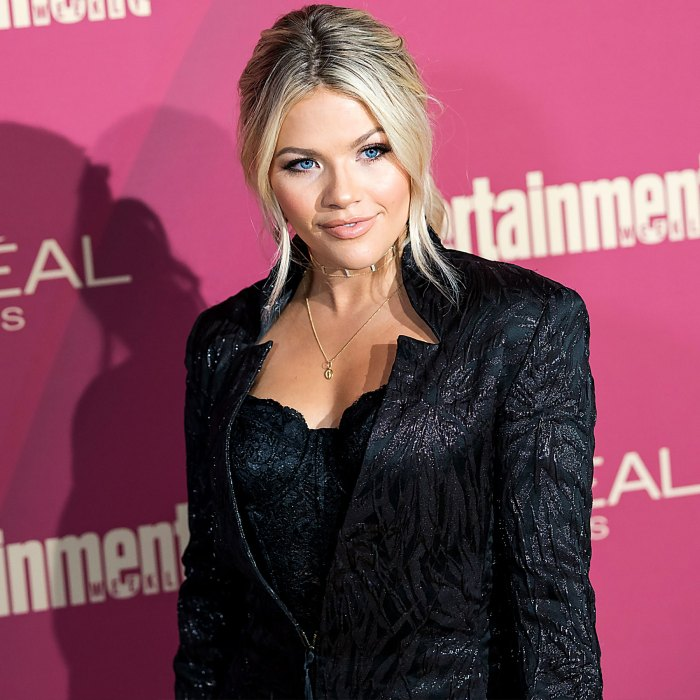 Witney Carson Was Scared Being Called Fat After Giving Birth