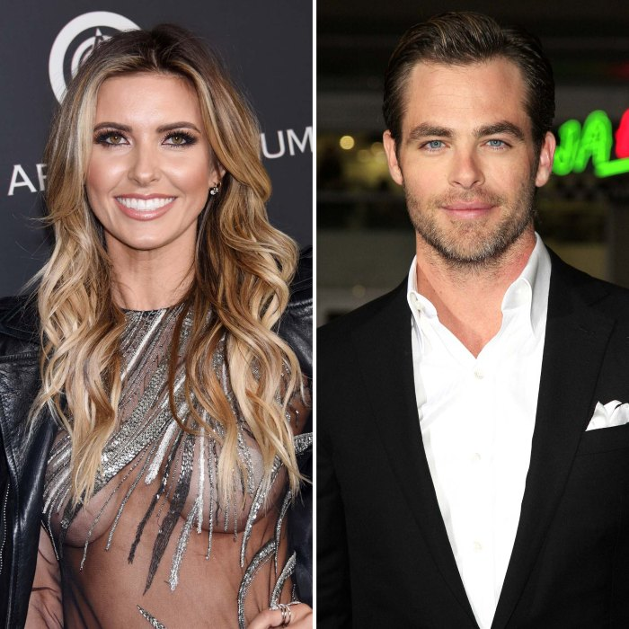 Has dated who chris pine Who has