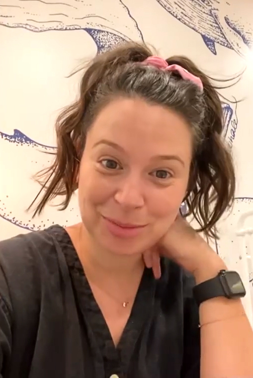 Katie Lowes Celebrity Moms Sharing Their Postpartum Depression Experiences