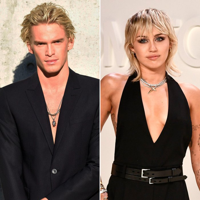 Cody Simpson reflexiona sobre la razón detrás de la ruptura de Miley Cyrus: 'Aprendes mucho de eso'