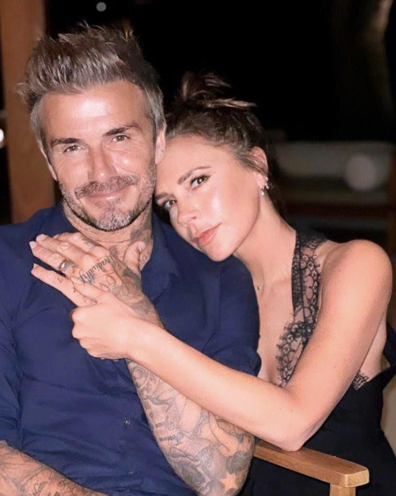 Victoria Beckham Wishes 'Special Husband' David a Happy 46th Birthday