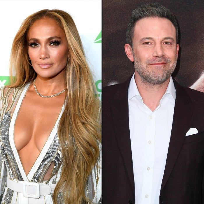 Jennifer Lopez y Ben Affleck vistos juntos en Miami en medio de rumores de romance
