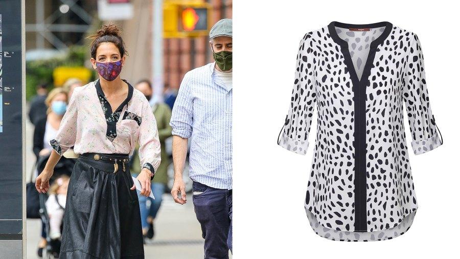 katie-holmes-amazon-blouse