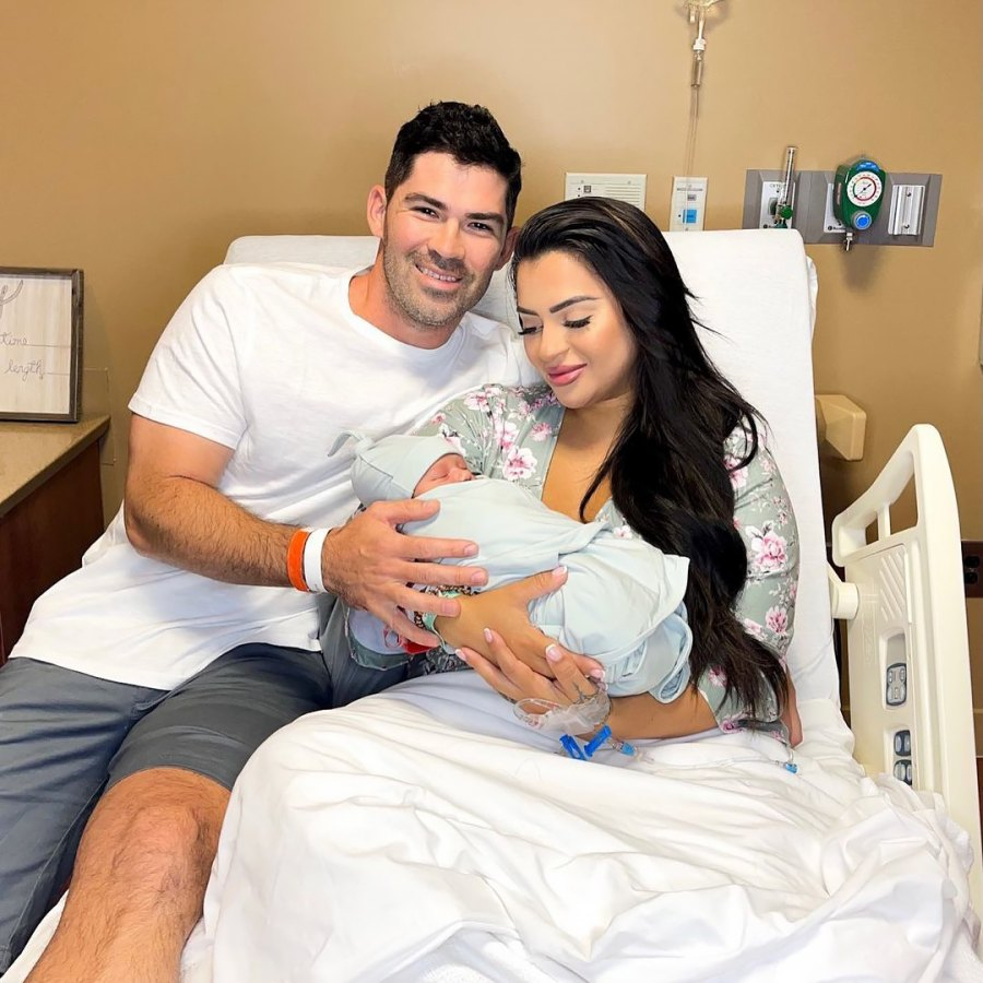 Nilsa Prowant Welcomes First Baby Son Gray with Gus Gazda