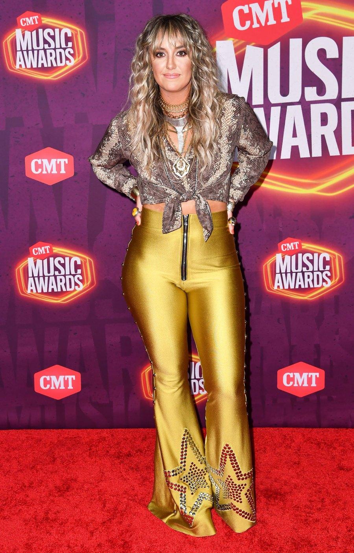 CMT Music Awards 2021 Red Carpet Arrivals - Lainey Wilson