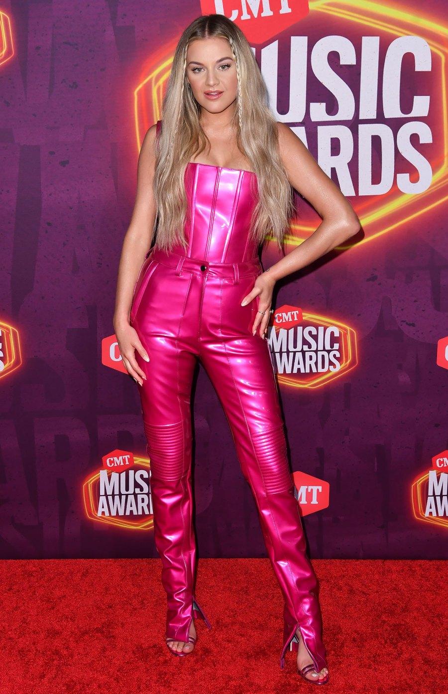 CMT Music Awards 2021 Red Carpet Arrivals - Kelsea Ballerini