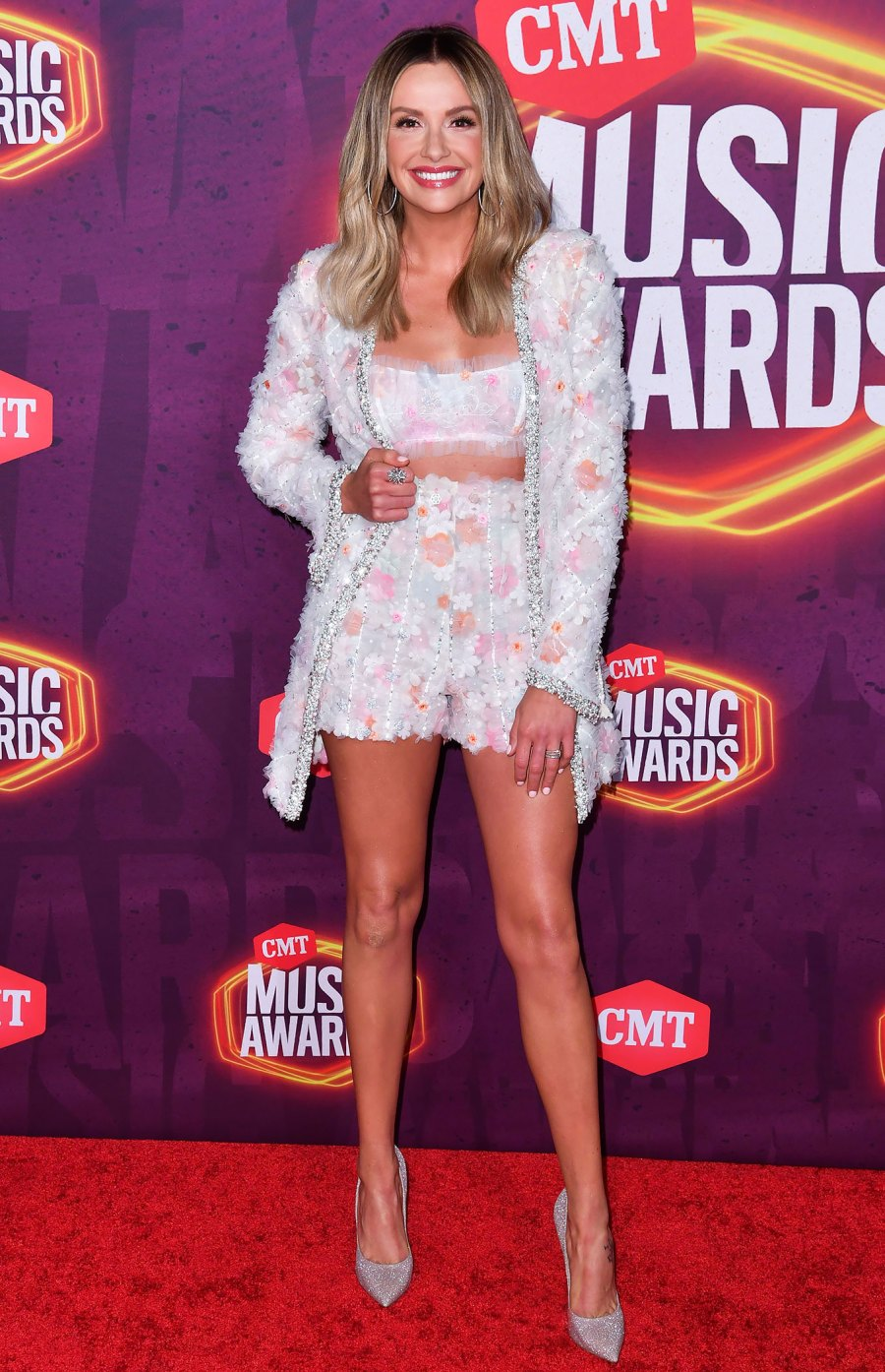 CMT Music Awards 2021 Red Carpet Arrivals - Carly Pearce