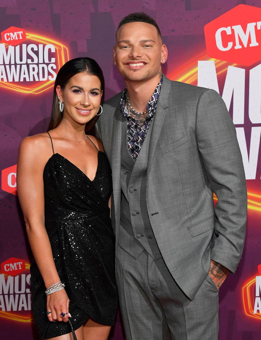 Cutest Celebrity Couples At the CMT Music Awards 2021