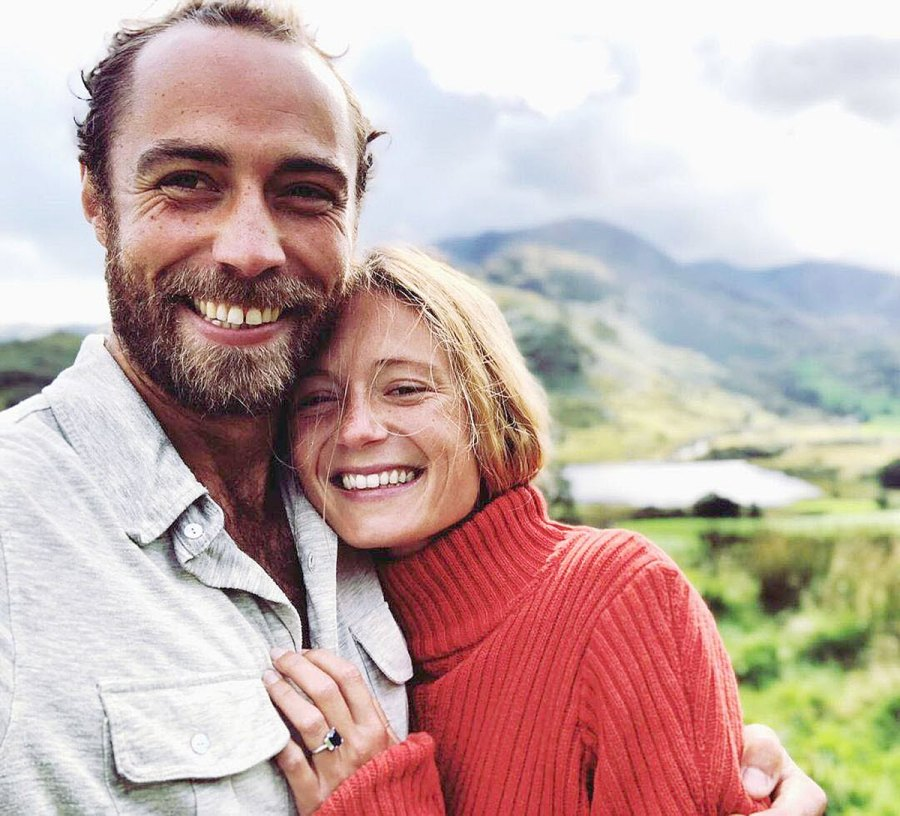 5 Things Know About James Middleton Fiance Alizee Thevent