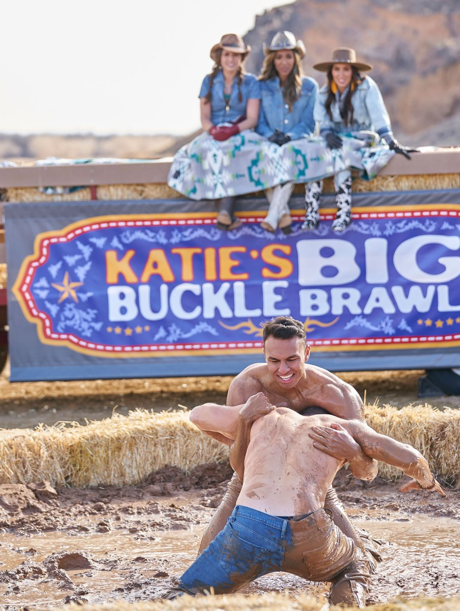 Bachelorette's Aaron and Cody's Mysterious Feud Gets Physical