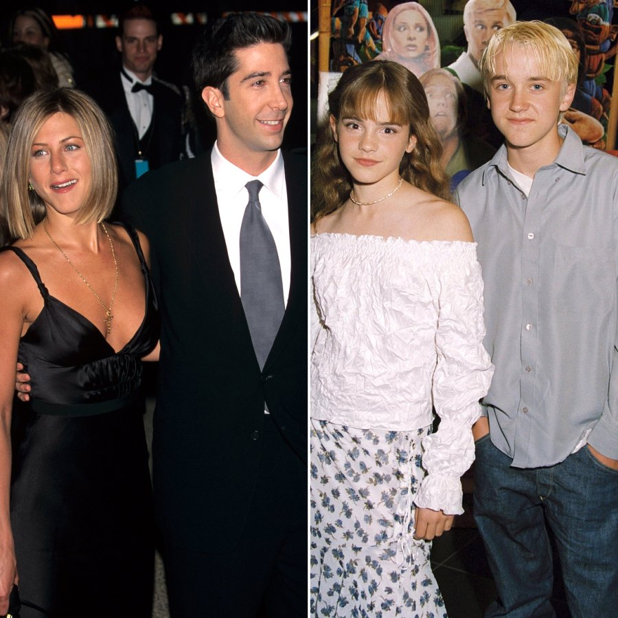 Actors Who Had Crushes on Their Costars