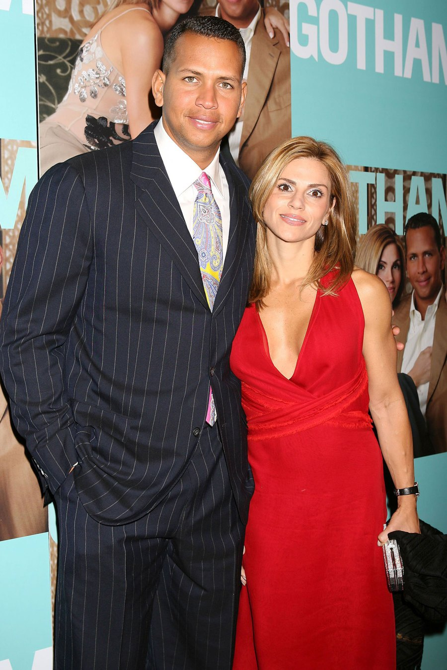 Alex Rodriguez and Cynthia Scurtis Ups and Downs