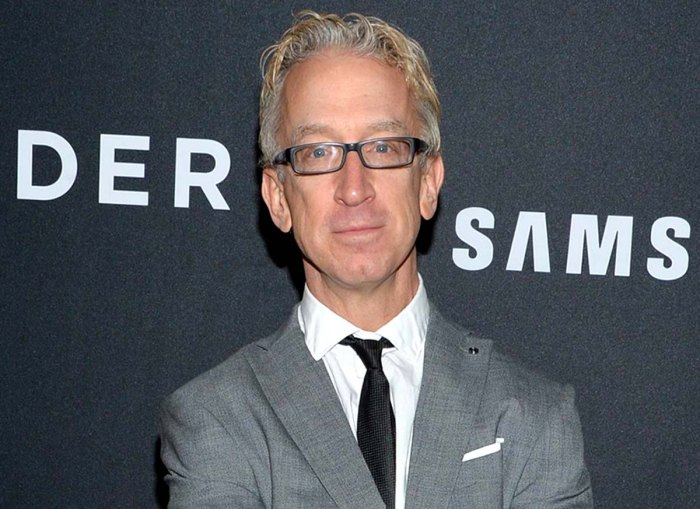 Andy Dick Arrested for Assault With Deadly Weapon