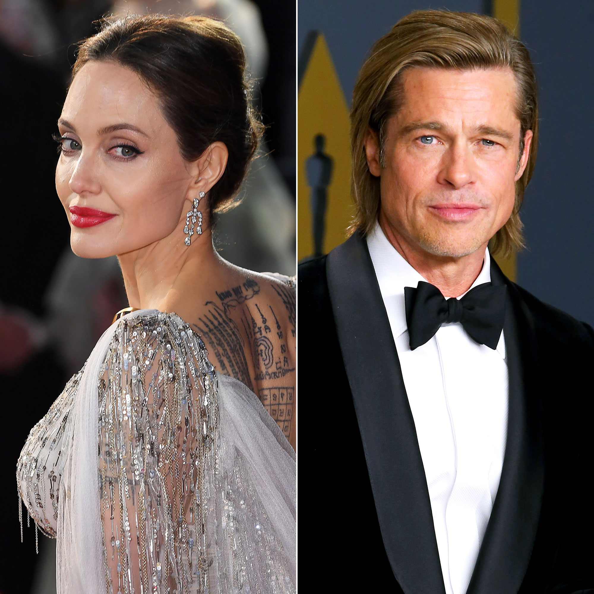 Angelina Jolie to Appeal Brad Pitt Custody Decision in Court Hearing