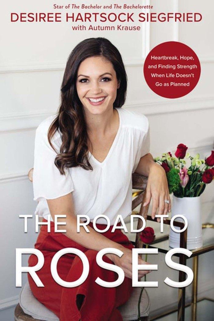 Bachelorette Des Hartsock takes over Brooks' new book Breakup