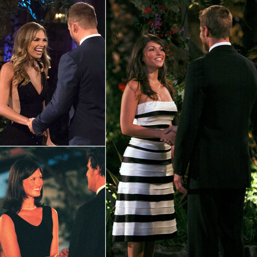Every Bachelorette's Limo Dress From Their Bachelor Debut: Photos