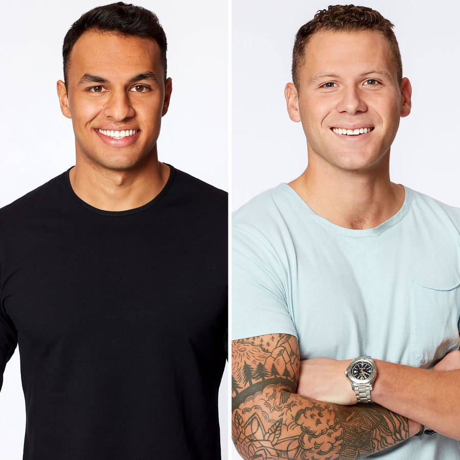 Bachelorettes Aaron vs Cody What We Know About Their Mysterious Feud