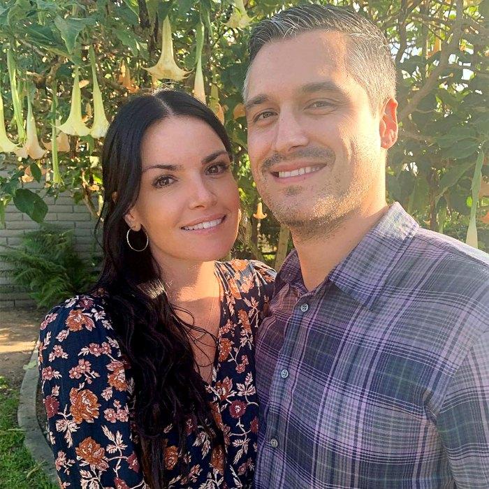 Solteros Courtney Robertson esperando bebé número 2 con Humberto Preciado