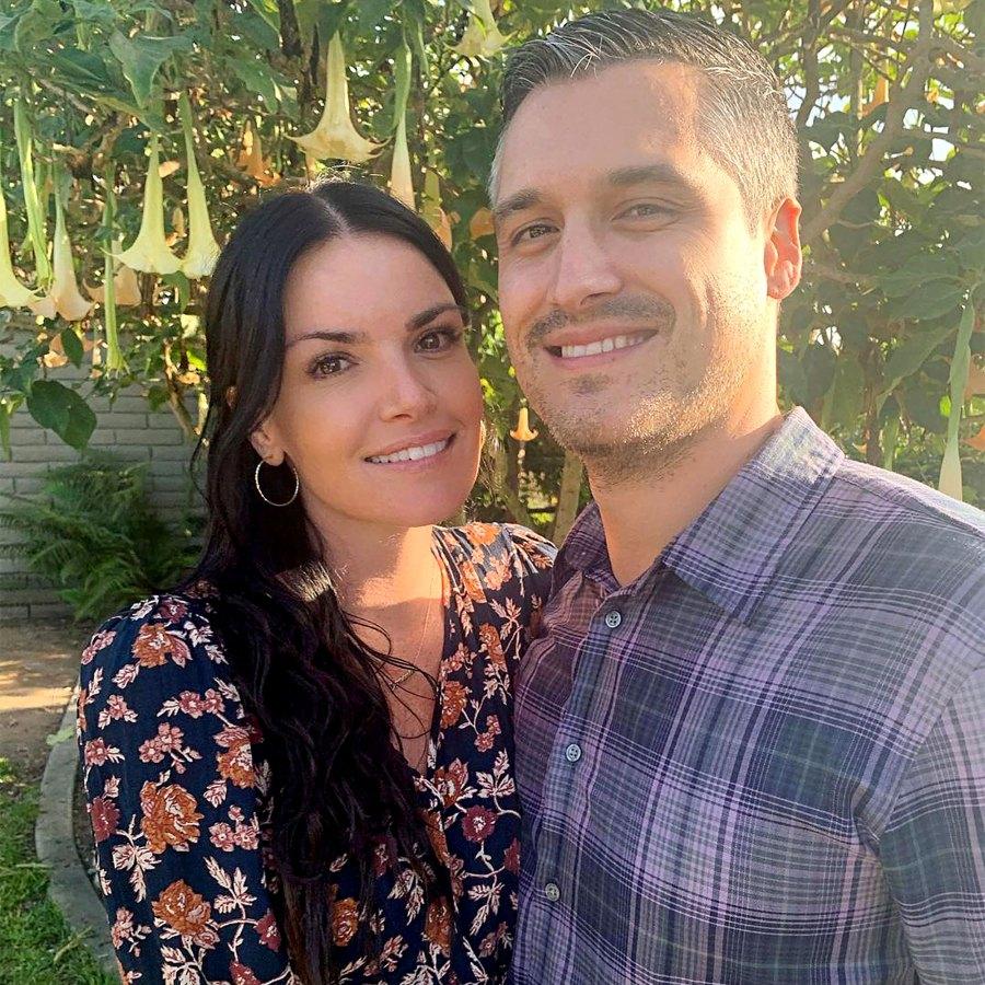 Bachelors Courtney Robertson Expecting Baby No 2 With Humberto Preciado